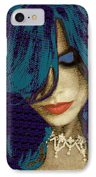 Vain 2 Phone Case by Tony Rubino