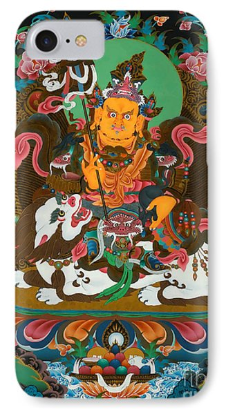 Vaishravnna 22 IPhone Case by Lanjee Chee