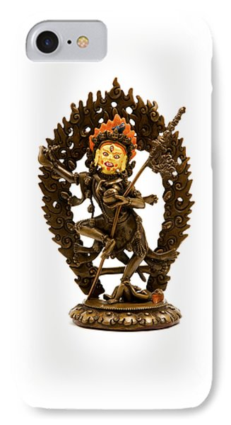 Vajrayogini IPhone Case by Fabrizio Troiani