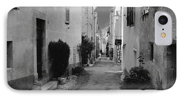 Valbonne - Provence-alpes-cote D'azur - France Phone Case by Christine Till