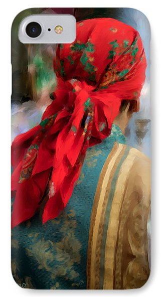 IPhone Case featuring the photograph Valencian Man In Traditional Dress. Spain by Juan Carlos Ferro Duque