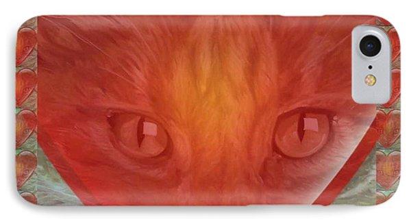 Valentine Gallery Number 3 Phone Case by PainterArtist FIN