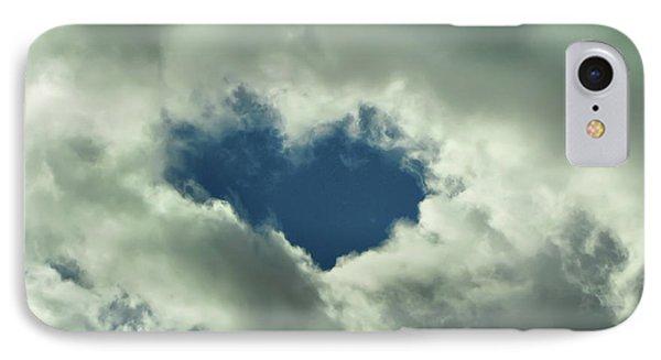 Valentine's Day - Heart Shape Phone Case by Daliana Pacuraru