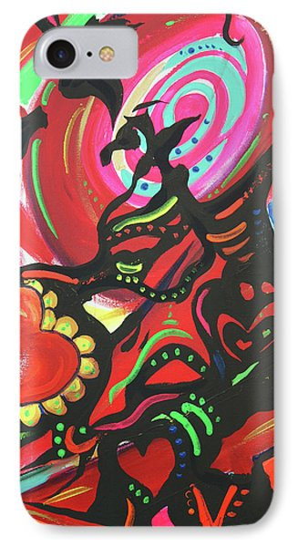 Valentine's Day Phone Case by Lorinda Fore and Tony Lima