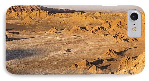 Valle De La Luna IPhone Case