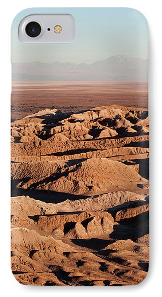 Valle De La Luna (valley Of The Moon IPhone Case