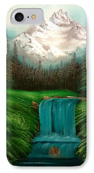 Valley Falls Phone Case by Lynn Lawrence