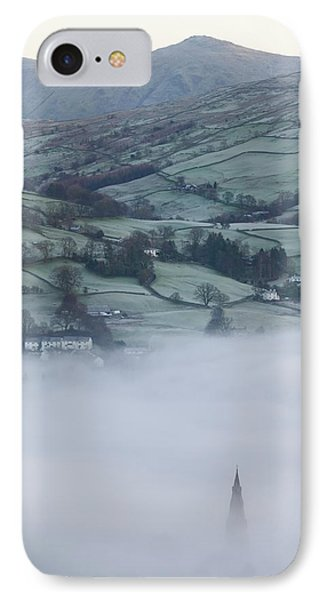 Valley Mists IPhone Case