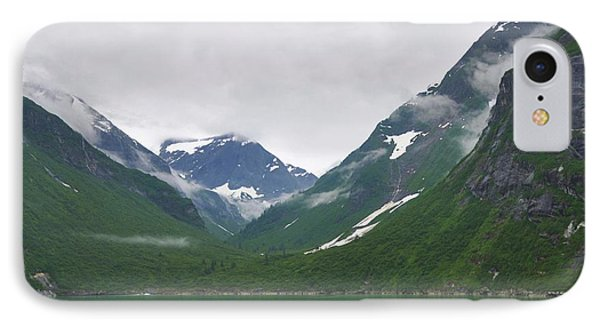 Valley Of Alaska IPhone Case