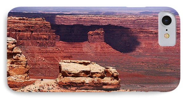 Valley Of The Gods IPhone Case by Butch Lombardi