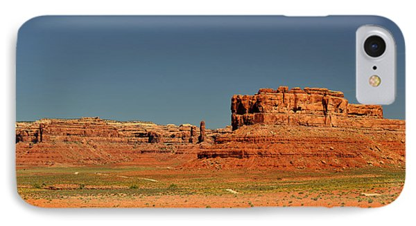 Valley Of The Gods - See What The Gods See Phone Case by Christine Till