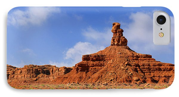 Valley Of The Gods Utah Phone Case by Christine Till