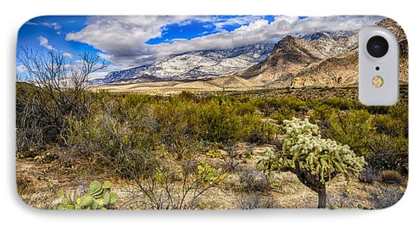 IPhone Case featuring the photograph Valley View 27 by Mark Myhaver