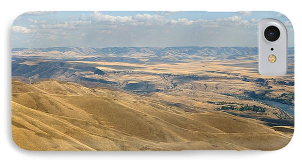 IPhone Case featuring the photograph Valley View by Mark Greenberg