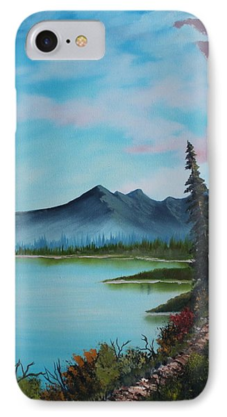 Valley Vignette Phone Case by Bob Williams