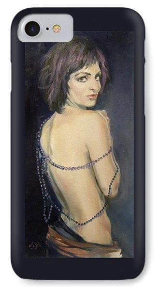 Vamp Phone Case by Liz Viztes