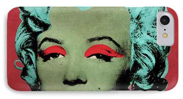 Vampire Marilyn Variant 1 Phone Case by Filippo B