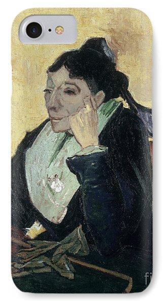 Van Gogh Larlesienne 1888 Phone Case by Granger