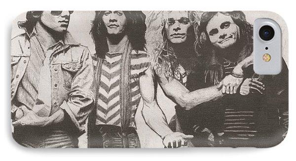 Van Halen Phone Case by Jeff Ridlen