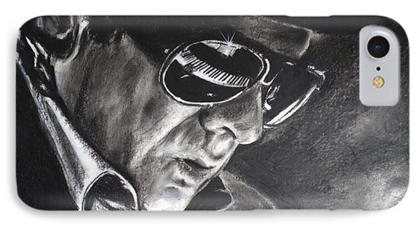 Van Morrison -  Belfast Cowboy IPhone Case by Eric Dee