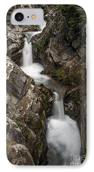 Van Trump Creek IPhone Case by Sharon Seaward