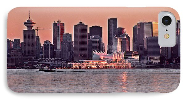 Vancouver Bc Phone Case by Brian Chase