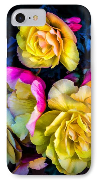 Vancouver Island Roses IPhone Case