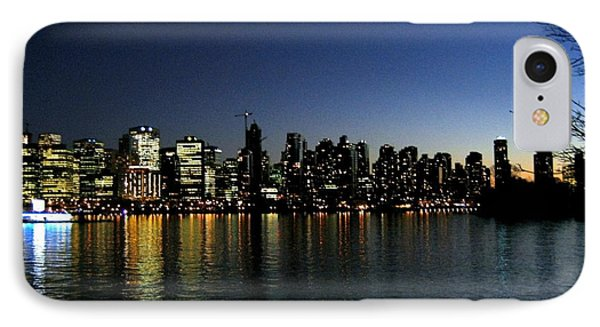 IPhone Case featuring the photograph Vancouver Skyline by Will Borden