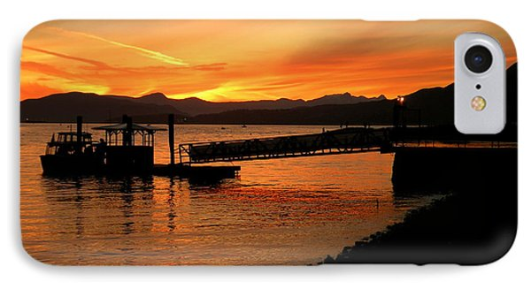 Vancouver Sunset IPhone Case by Brian Chase