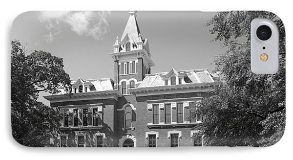Vanderbilt University Benson Hall Phone Case by University Icons
