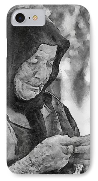 Vangelitsa Phone Case by George Rossidis