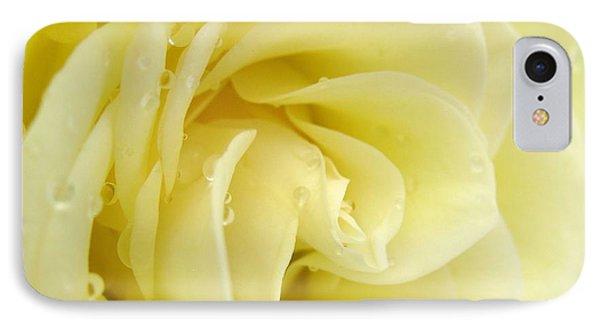Vanilla Swirl IPhone Case by Patti Whitten