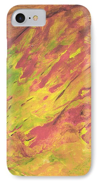 Vanishing Forest Phone Case by Sole Avaria