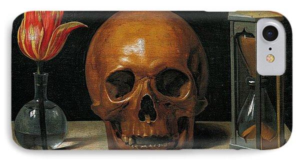 Vanity IPhone Case by Philippe de Champaigne