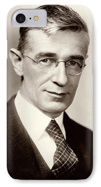 Vannevar Bush IPhone Case by American Philosophical Society