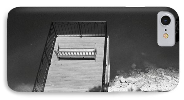 Vantage Point Bw IPhone Case