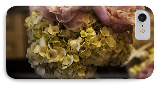 Vase Of Flowers Phone Case by Madeline Ellis