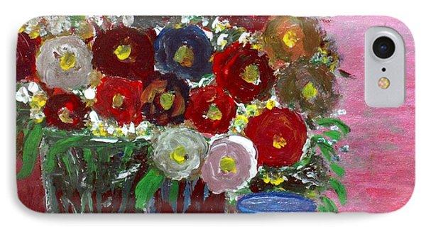 Vases Of Spring  Phone Case by Mauro Beniamino Muggianu