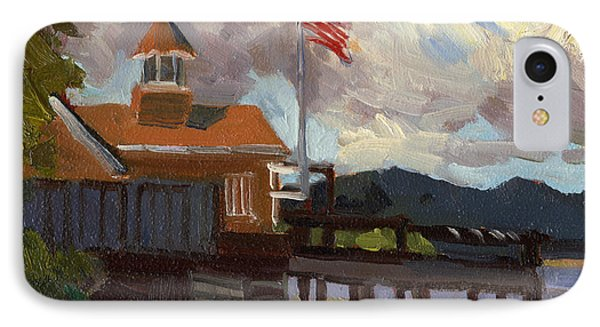 Vashon Island 4th Of July Phone Case by Diane McClary