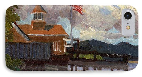 Vashon Island 4th Of July IPhone Case