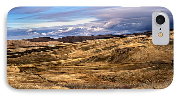 Vast View Of The Rolling Hills Phone Case by Robert Bales