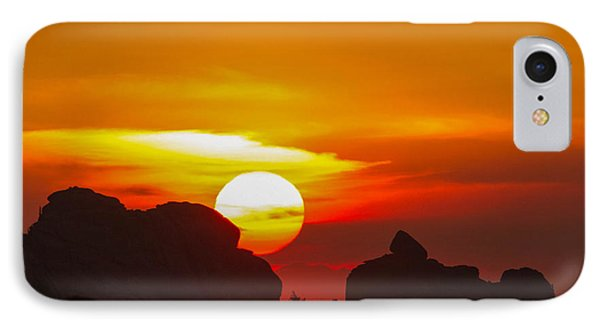 Vedauwoo By Sunrise IPhone Case