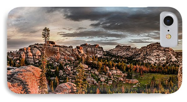 Vedauwoo View IPhone Case by Steven Reed