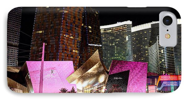 Vegas IPhone Case by Kevin Ashley