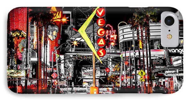 Vegas Nights IPhone Case