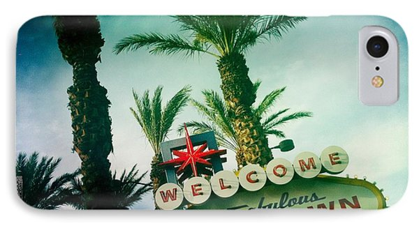 Vegas IPhone Case by Nina Prommer