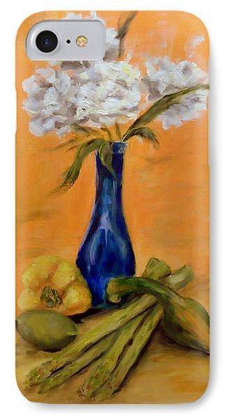 Vegetable Flower Still Life IPhone Case