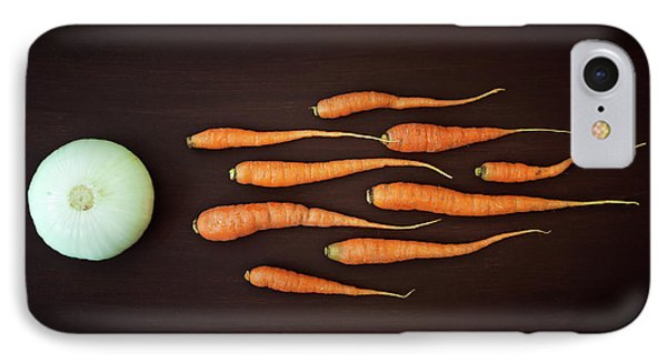 Carrot iPhone 7 Case - Vegetable Reproduction by Nermin Smaji?