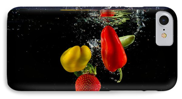 Vegetable Soup For The Soul Phone Case by Rene Triay Photography