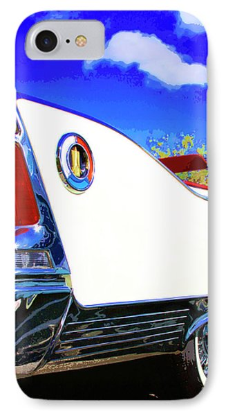 Vehicle Launch Palm Springs Phone Case by William Dey